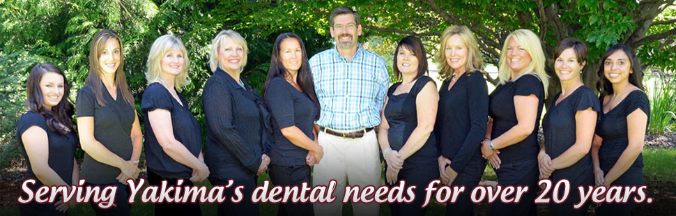 Dr. Jeffrey Pruiett, Serving Yakima's dental needs for over 20 years.